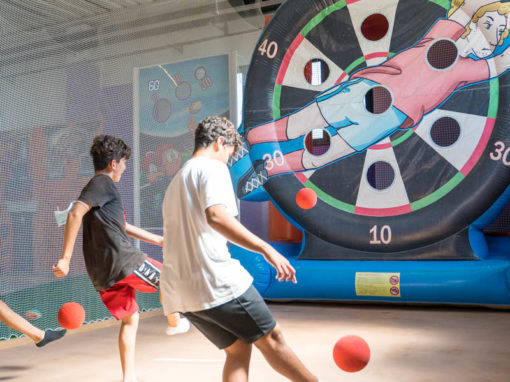 calcio-bersaglio-superpark-divertimento